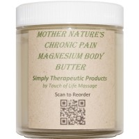 Mother Nature's Chronic Pain Magnesium Body Butter
